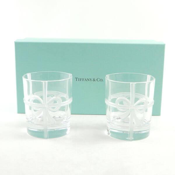 ティファニー ボウ グラス